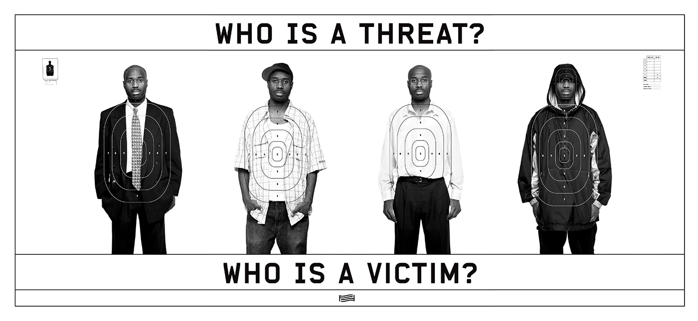 Bayeté Ross Smith x NOLA, Who Is A Victim? Who Is A Threat?