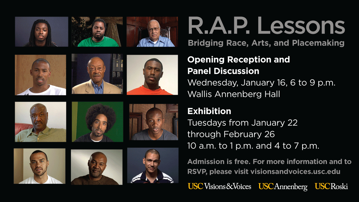 R.A.P. Lessons: Bridging Race, Arts, and Placemaking