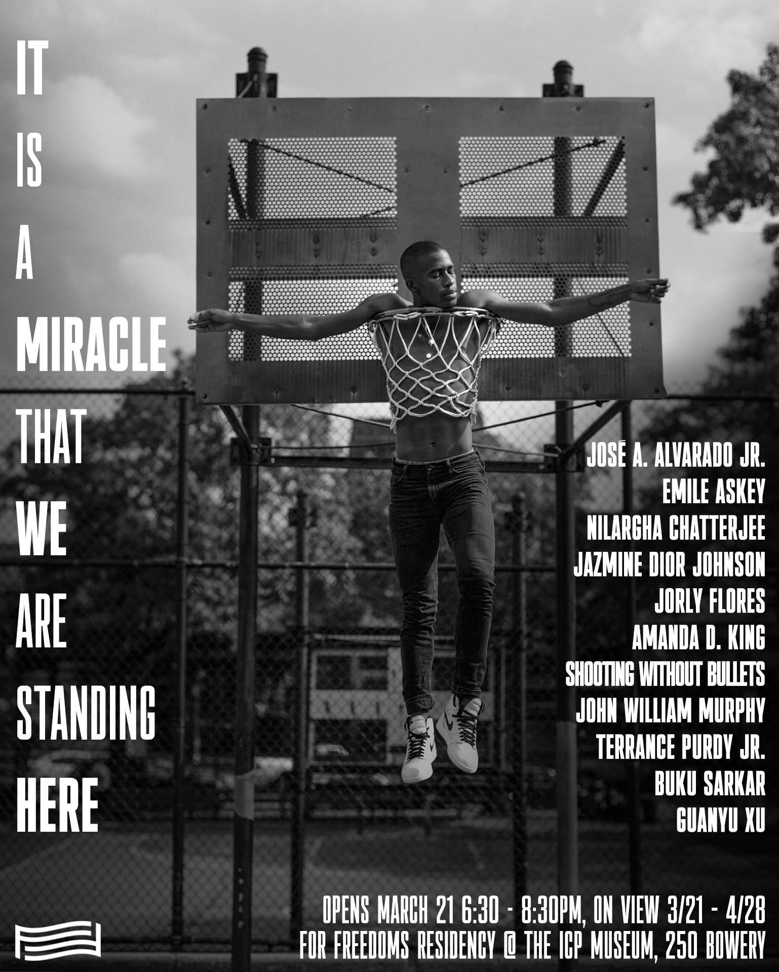 IT IS A MIRACLE THAT WE ARE STANDING HERE
