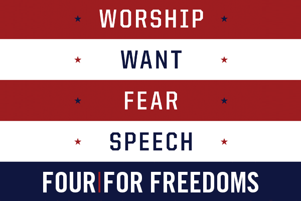 Four | For Freedoms