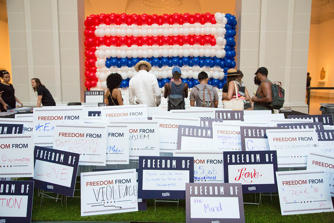 Keene State College to host Lawn Sign Activation