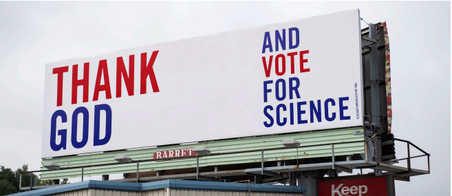 Class Action and Union of Concerned Scientists will host three billboards on Interstate 95, one of the most highly trafficked thoroughfares in the country.