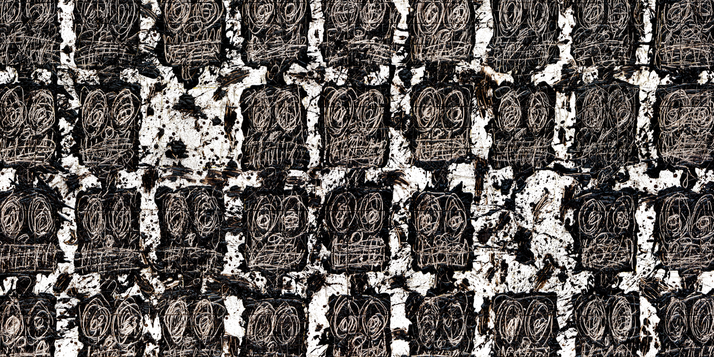 Rashid Johnson x UNDEFEATED, untitled