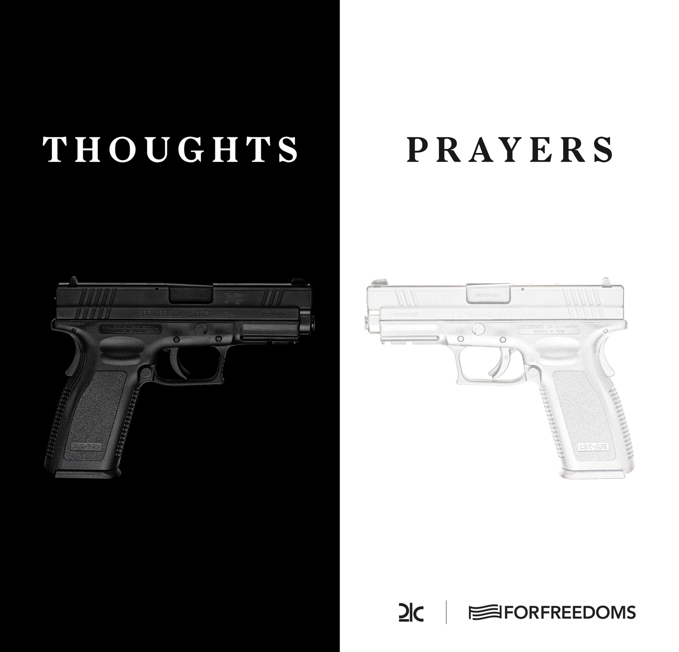 Paula Crown x 21c, Thoughts & Prayers