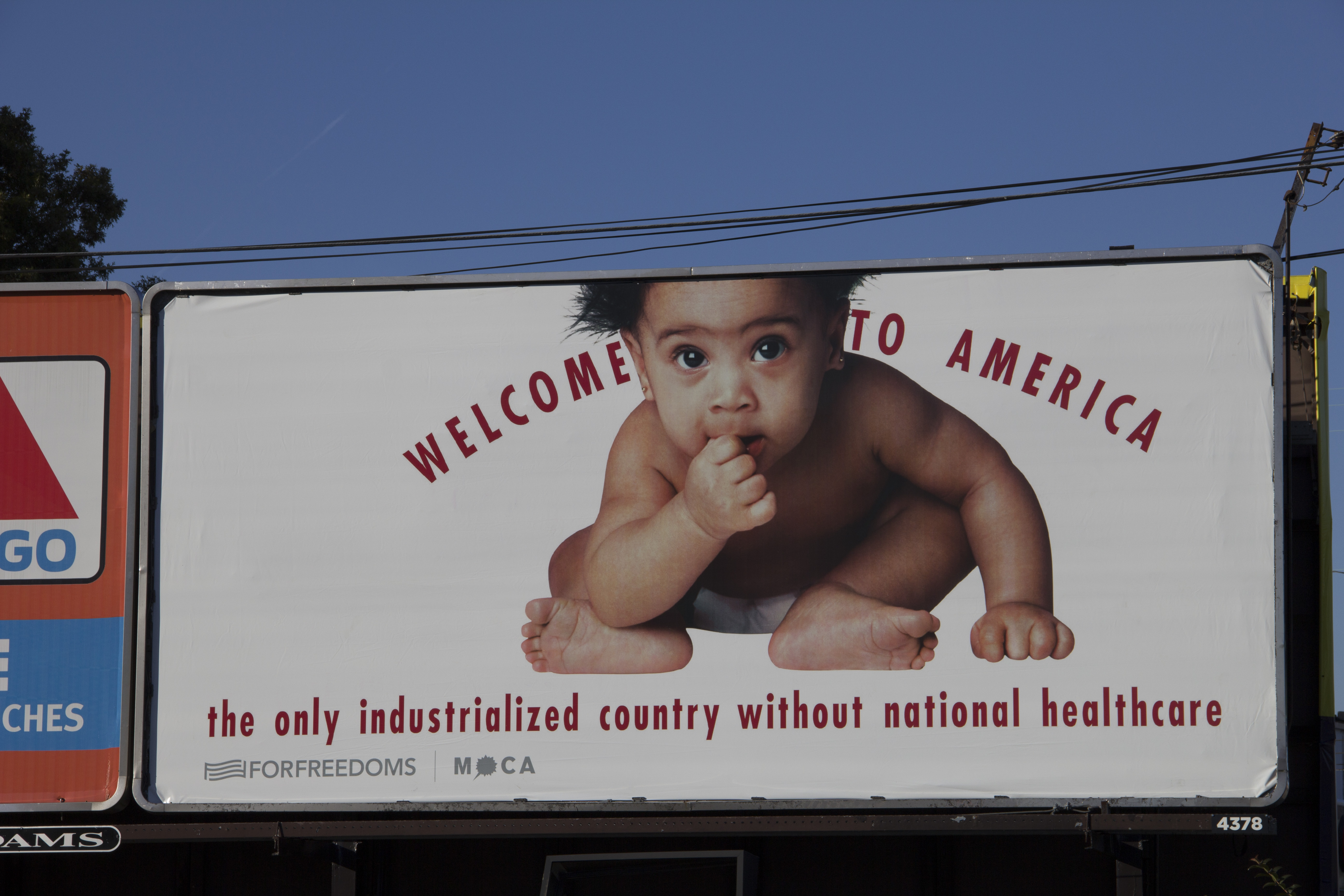 GRAN FURY, Welcome to America