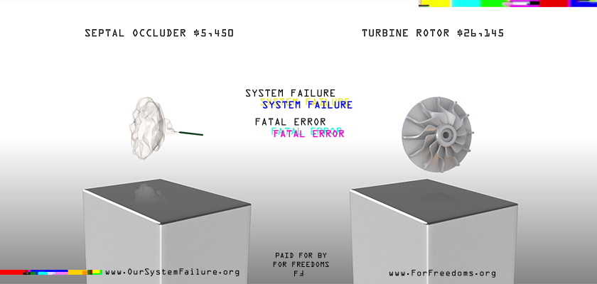David Birkin and Mariam Ghani, System Failure