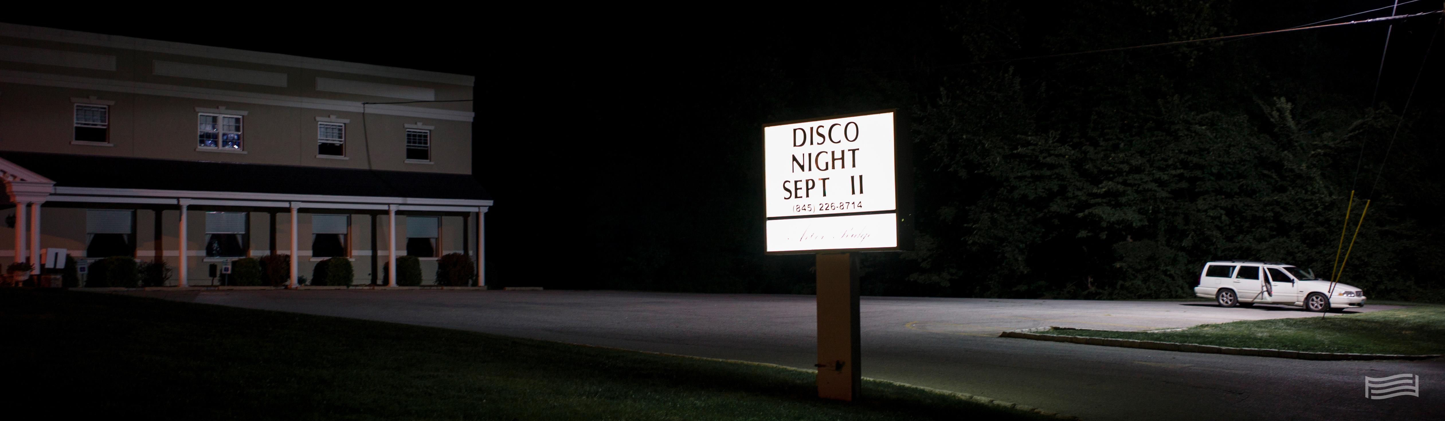Peter Van Agtmael, disco disco 123