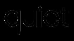 Quiet Logo