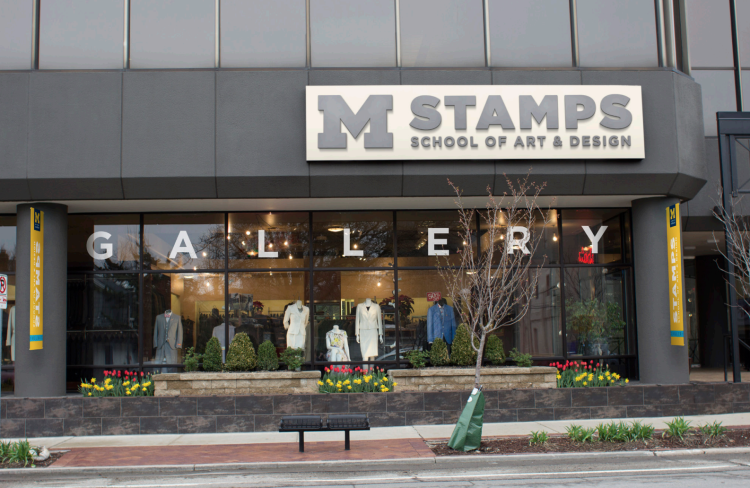 Stamps Gallery at the University of Michigan