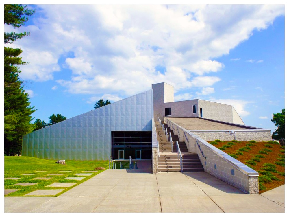 Skidmore College-- the Tang Museum